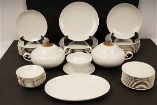 """Rosenthal Porcelain """"Romance"""" Dinner Service"""