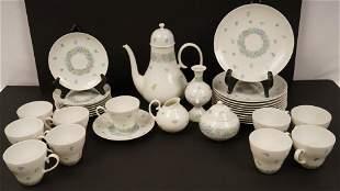 "Rosenthal Porcelain ""Romance"" Tea Service"