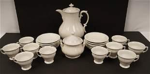 KPM Porcelain Tea Service