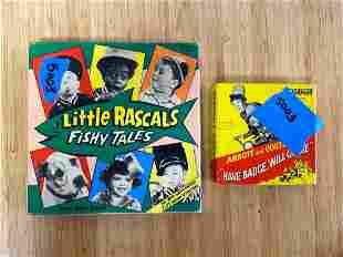 Abbott & Costello 16mm & The Little Rascals 8mm Films