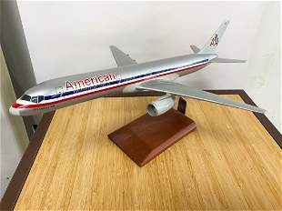 Old American Airlines Nice Model Airplane