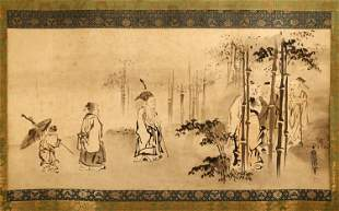 FROM CHINA POLY (BEIJING) PAST AUCTION: A YUAN-MING