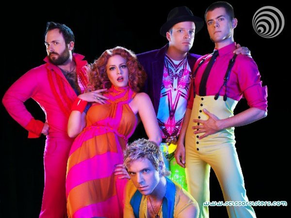 5: Meet the SCISSOR SISTERS