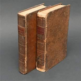 American Biography, 2 Vols., By Jeremy Belknap