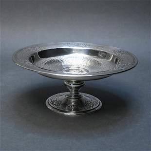 American Sterling Silver Tazza, Tiffany & Co.