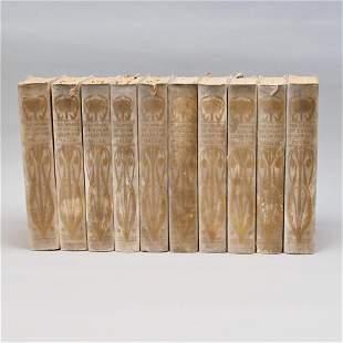 The Works of Edgar Allen Poe, in Ten Volumes