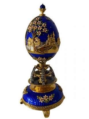 Collectible Fabergé Egg