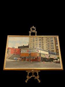 Walt Johnston Painting