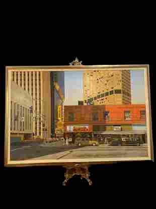 Walt Johnston Walton St Painting