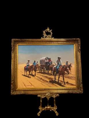 The Supply Wayon - L. B. Porter -