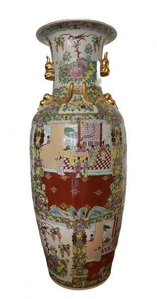 Huge Oriental Vase
