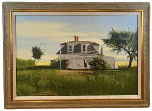 Extra Large - Walt Johnston Oil Painting