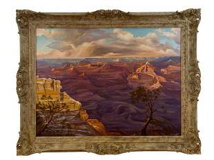 Grand Canyon Landscape by Maurice Green