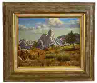 Landscape Oil painting by Maurice Green