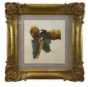 Walt Johnston Collection Watercolor