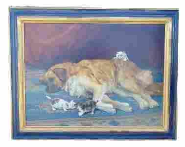 Charles H D Boland of Spa [Belgian born circa 1850-],