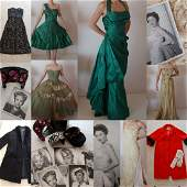 Mid Century Hollywood Glamour Vera Ralston Fashion 37pc