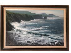 Peter Ellenshaw, Coastline Cliffs