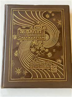 Elihuvedder, Rubaiyat of Amarkhayyam
