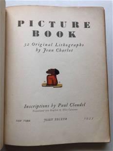 Paul Claudel & Jean Charlot, Picture Book
