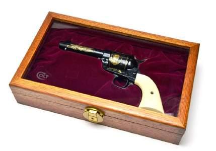 Rare Colt Commemorative SAA John Wayne .45 Caliber