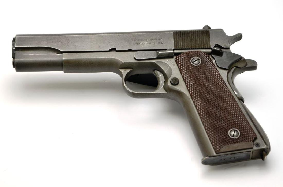 Nice Remington Rand M 1911 A1 US Army Property of the
