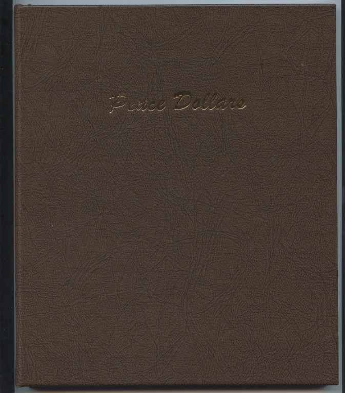 16: Complete Collection of United States Silver Peace D
