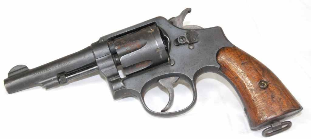 74: Vintage Smith & Wesson 38 Special CTG Double Action