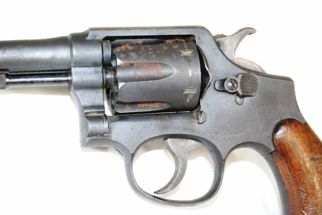 74: Vintage Smith & Wesson 38 Special CTG Double Action - 2