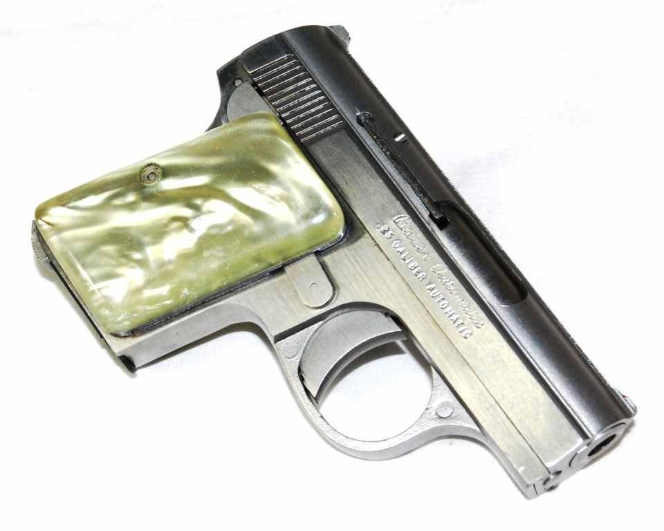 "77: Bauer Firearms ""Baby Bauer"" 25 Caliber Semi Automat - 3"
