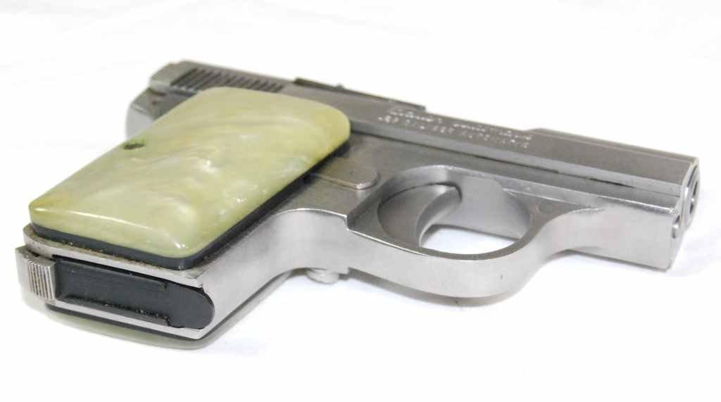 "77: Bauer Firearms ""Baby Bauer"" 25 Caliber Semi Automat - 5"