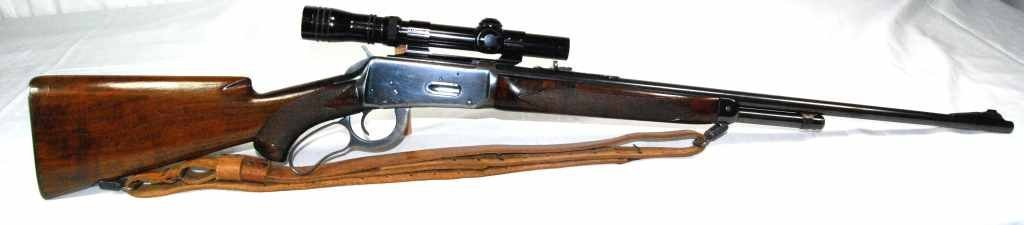 175: Winchester Model 64 Rifle in 30-30 Cal with Scope