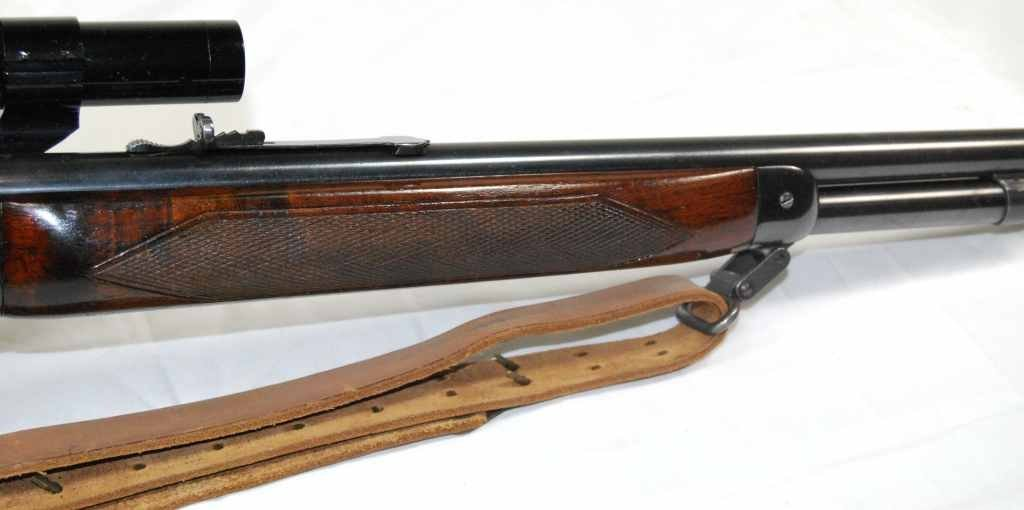 175: Winchester Model 64 Rifle in 30-30 Cal with Scope - 4