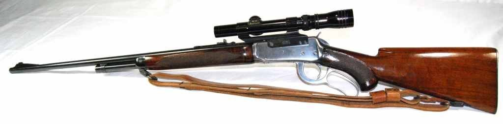 175: Winchester Model 64 Rifle in 30-30 Cal with Scope - 5