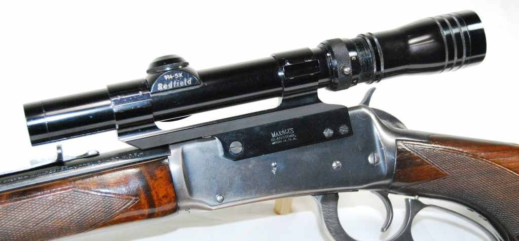 175: Winchester Model 64 Rifle in 30-30 Cal with Scope - 6