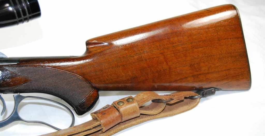 175: Winchester Model 64 Rifle in 30-30 Cal with Scope - 8
