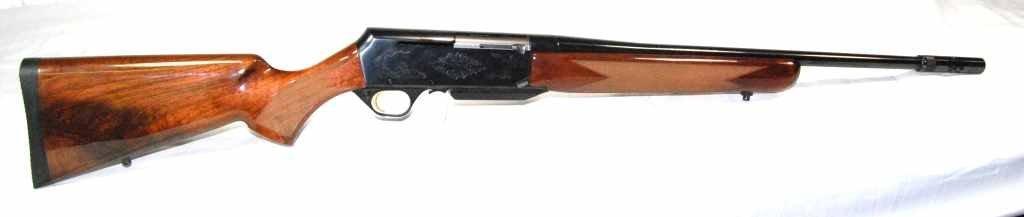 199: Browning Bar II Safari Rifle in 30-06 Caliber