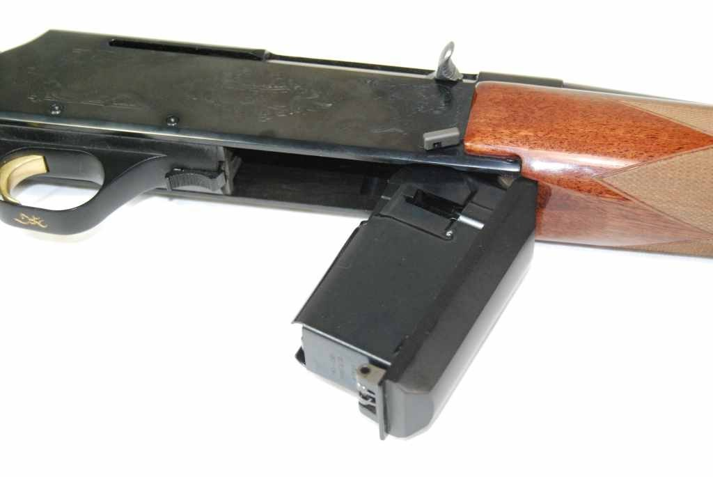 199: Browning Bar II Safari Rifle in 30-06 Caliber - 7