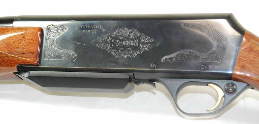 199: Browning Bar II Safari Rifle in 30-06 Caliber - 9