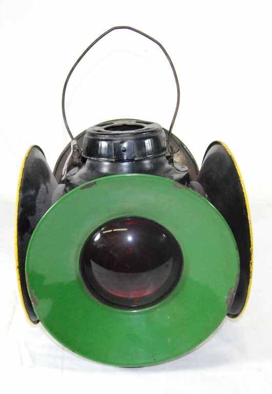 4: C & O RY Railroad Switch Lantern