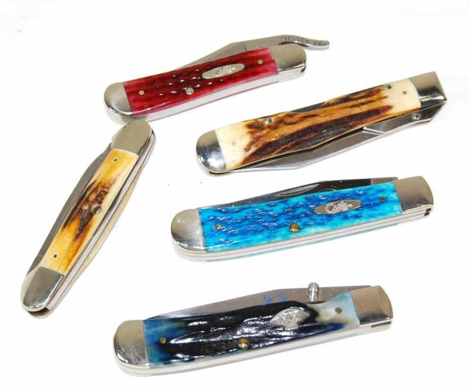 2: Lot of Pocket Knives