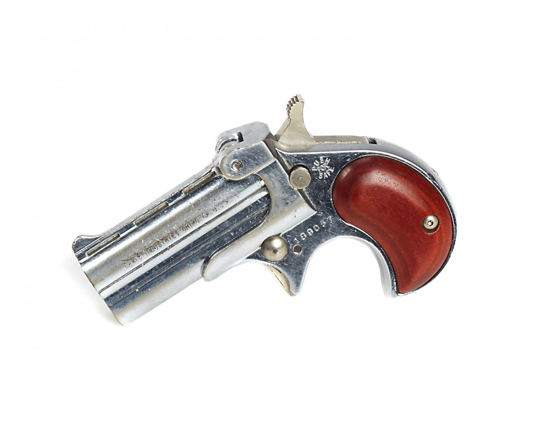 Davis Industries Pocket Derringer Pistol D-32 Double Sh
