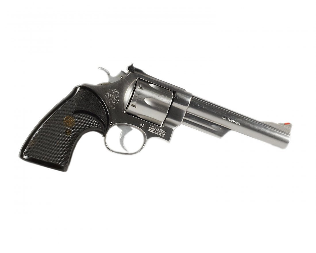 Smith & Wesson .44 Magnum Six Shot Revolver