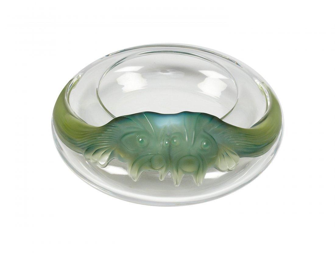 Lalique Fish Bowl