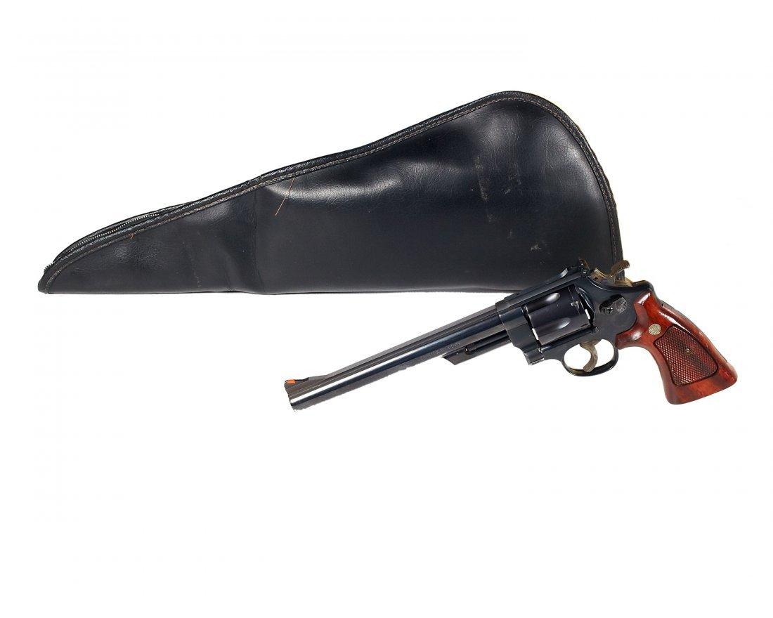 "Smith & Wesson .44 MAgnum Six Shot Revolver w/ 8.25"" Ba"