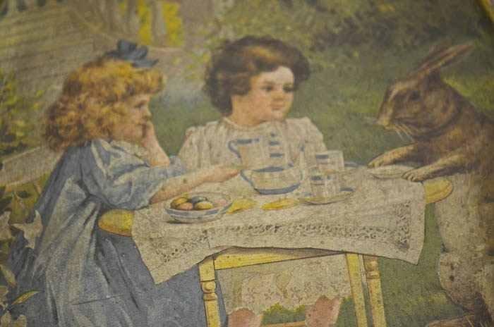 C.D. Kenny Co. Coffee & Tea Party 1897 Vintage - 2