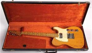 Fender Telecaster Electric Guitar with Case