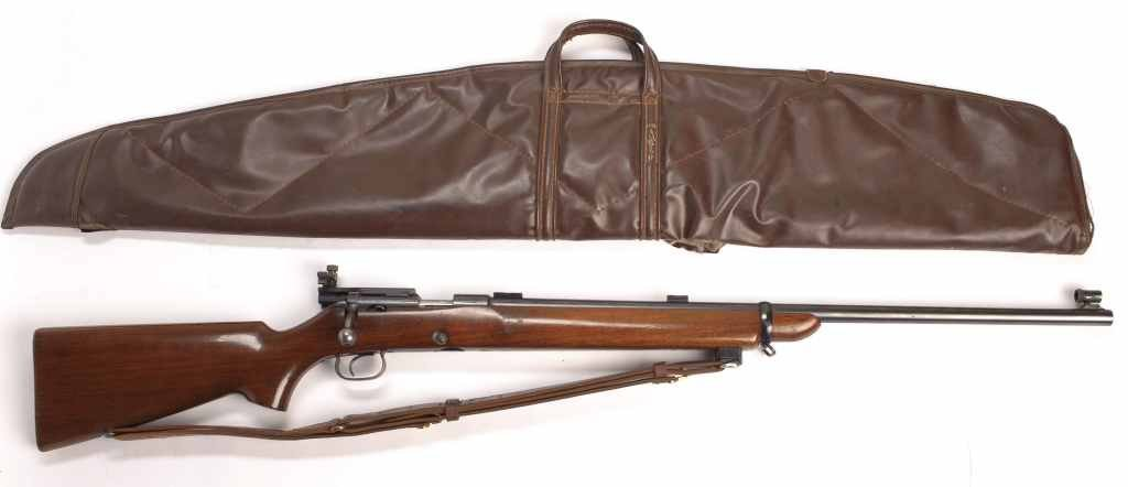 Winchester Model 52 Bolt Action .22LR Rifle w/ Magazine