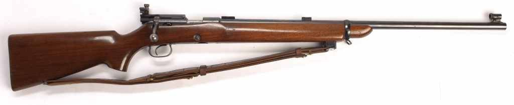 Winchester Model 52 Bolt Action .22LR Rifle w/ Magazine - 2