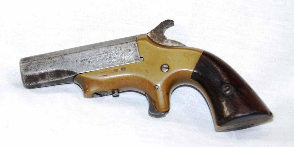 """Mfg Co """"Southerner"""" .41 Cal  Derringer Pistol"""